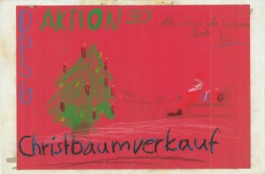 Christbaum 90